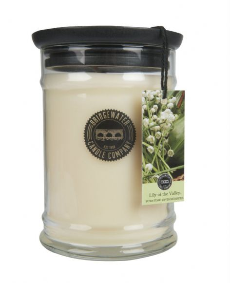 Lily of the Valley Large Jar Candle